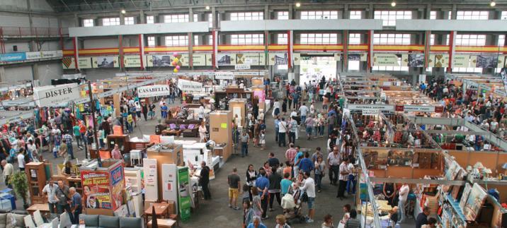 Feria del Stock celebrada en el Ferial (Archivo)
