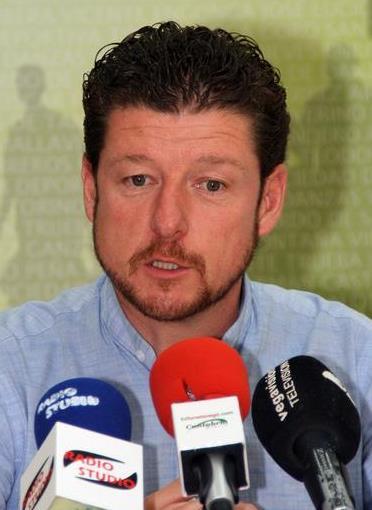 Jesús Sánchez, concejal de Deportes (Archivo ESTORRELAVEGA)