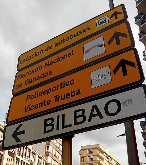 Desde Torrelavega hasta Bilbao