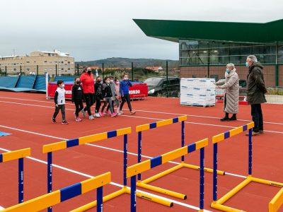 Unos 300 niños de Polanco se matricularán este año en las siete escuelas deportivas municipales