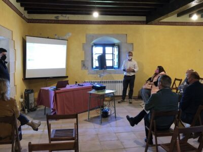 Santillana del Mar presenta un proyecto de investigación y desarrollo para el Palacio de Peredo