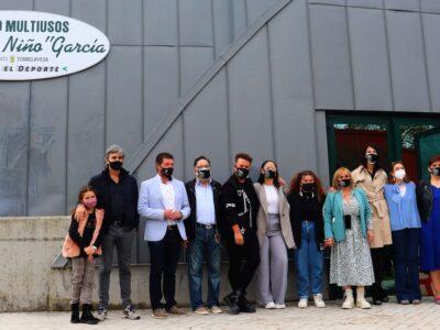 Calcetines Solidarios, un acto de difusión y concienciación sobre el acoso escolar, llena el pabellón Sergio García