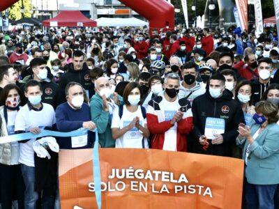 Salida de la marcha AMAT 2021- Foto: Nacho Romero (Gobierno de Cantabria)