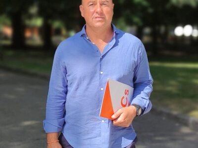 Julio Ricciardiello, concejal de Ciudadanos en el Ayuntamiento de Torrelavega