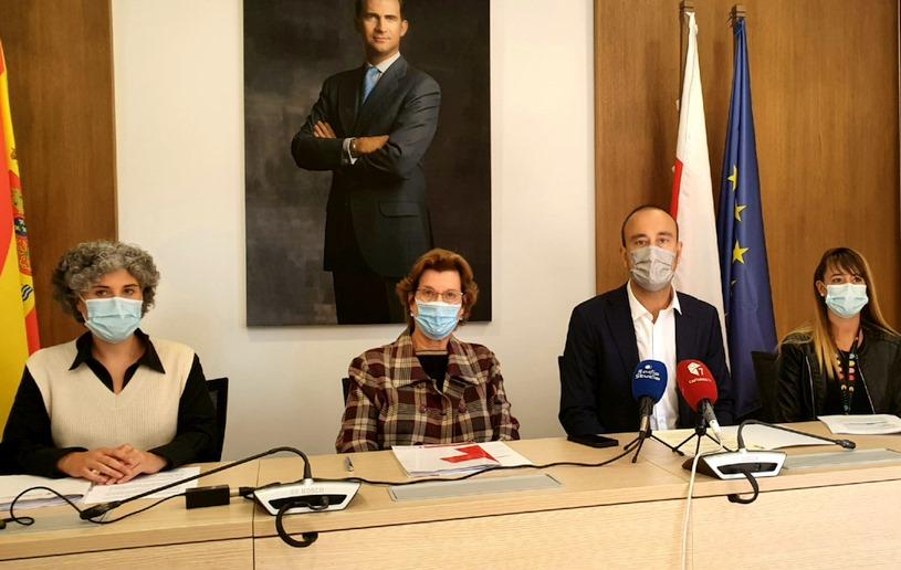 Torrelavega renueva el convenio de colaboración con la Asamblea Local de Cruz Roja