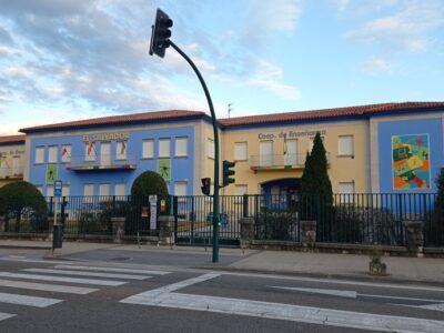 Colegio El Salvador en Barreda