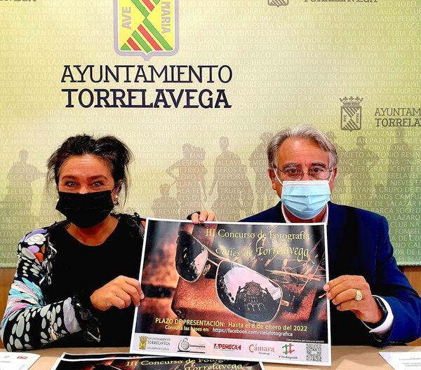 Presentado el III Concurso de Fotografía 'Calles de Torrelavega'