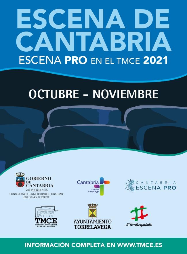 Comienza 'Escena de Cantabria. Escena PRO en el TMCE'